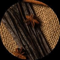 zaya rum aroma - baking spices