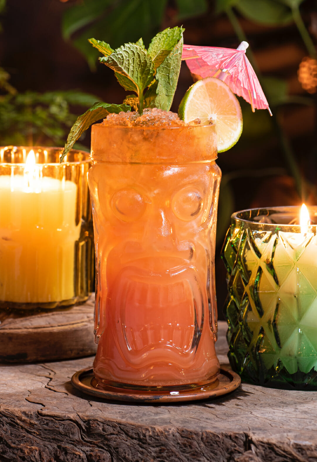 Zaya Mai Tai cocktail