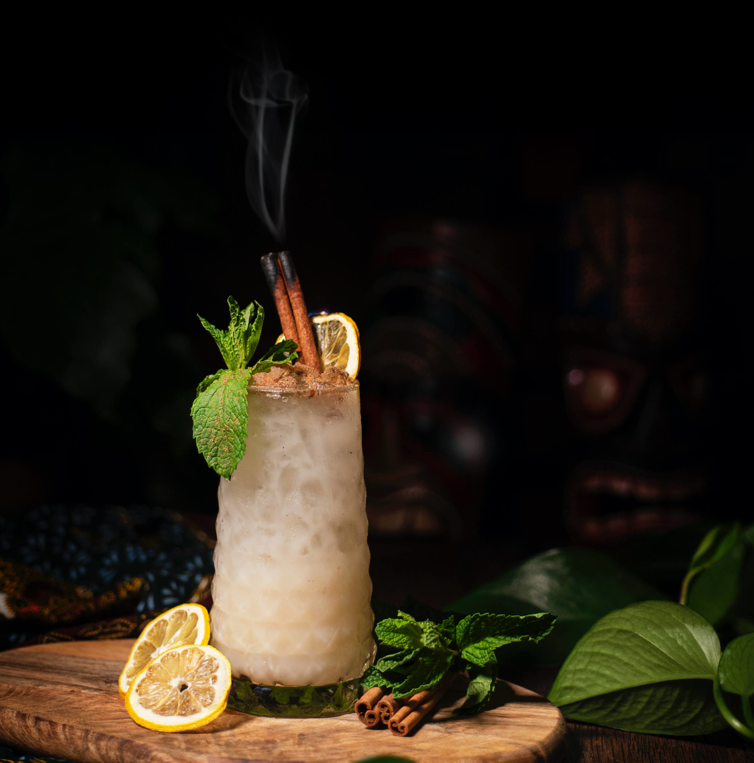 zaya rum cocktail