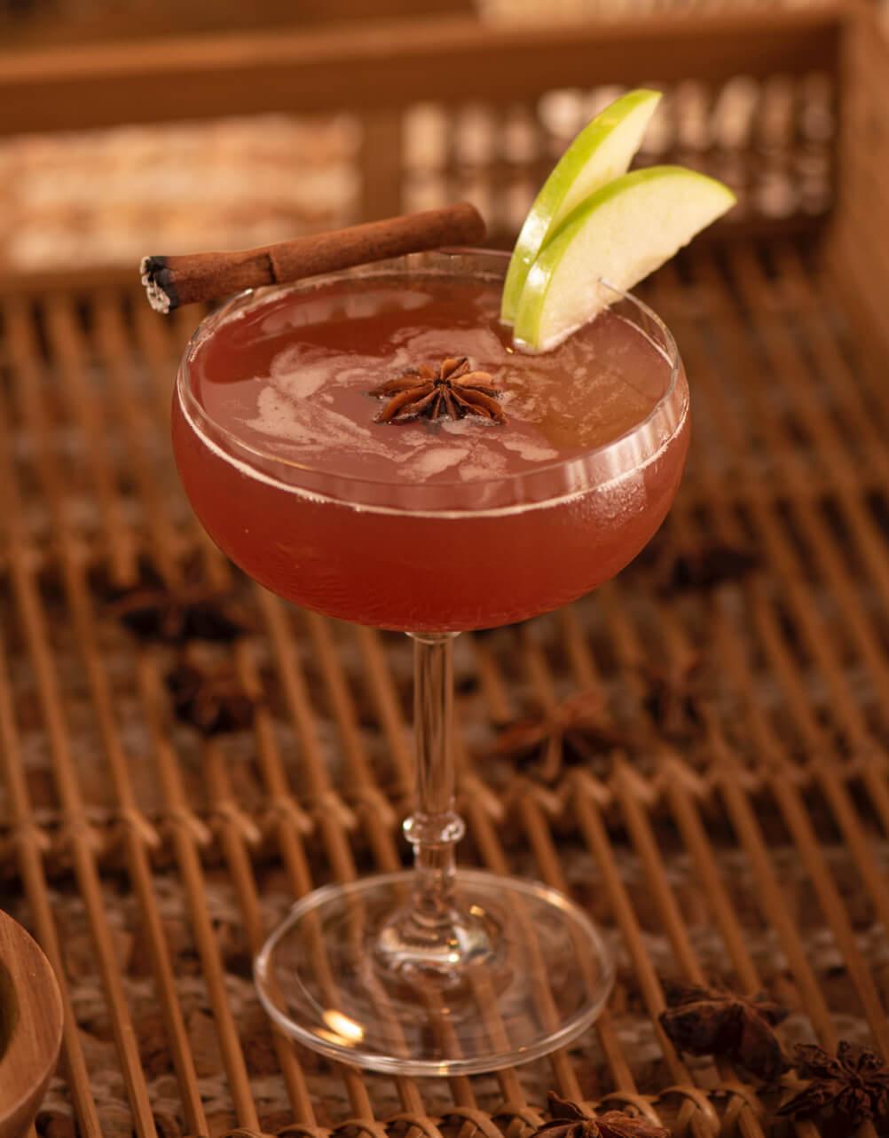 Zaya Apple Daiquiri cocktail