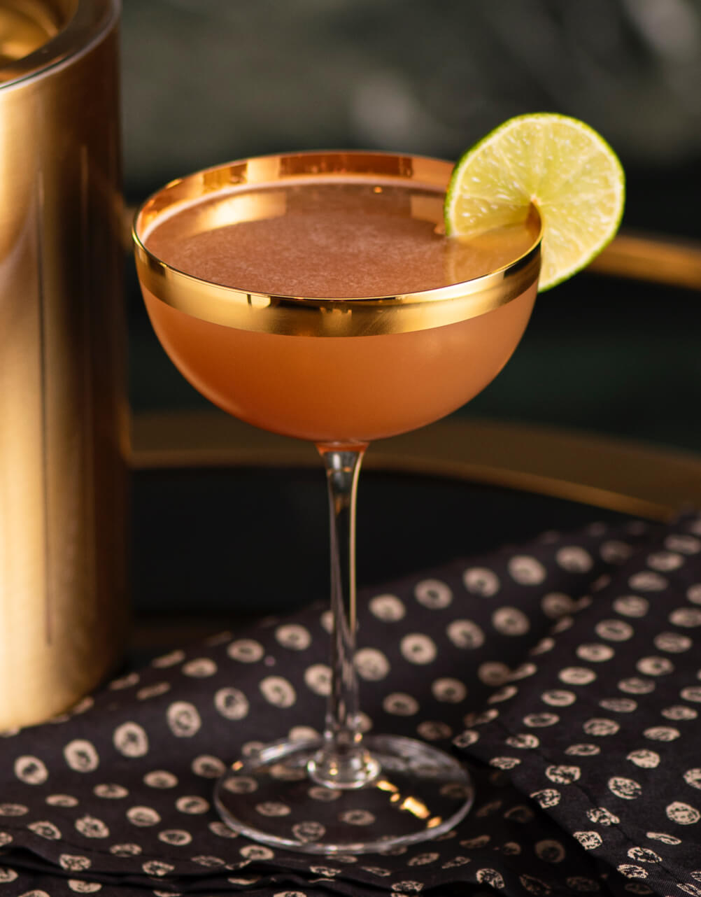 Zaya Black Daiquiri cocktail