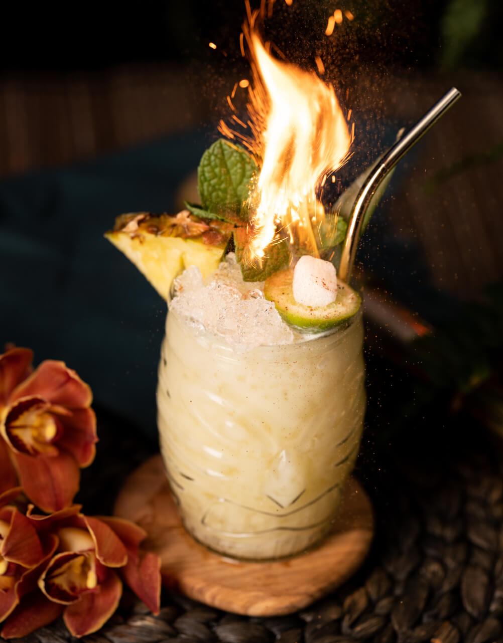 Zaya Painless Punch cocktail