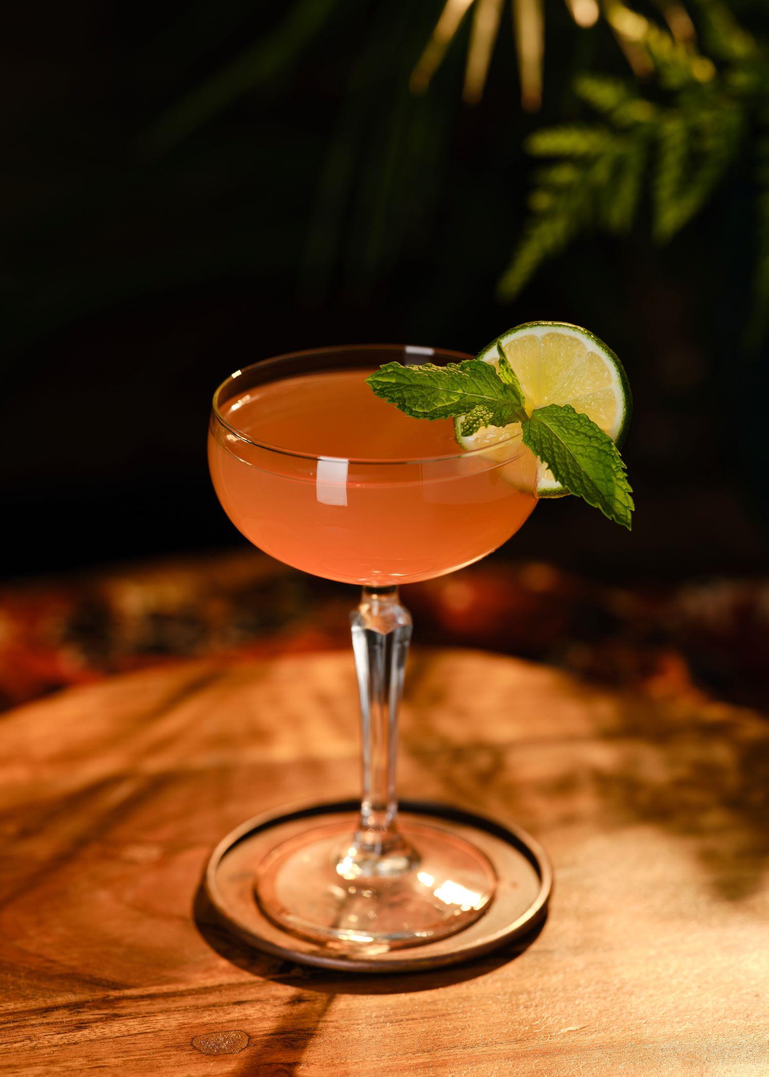 The Gulf Stream cocktail