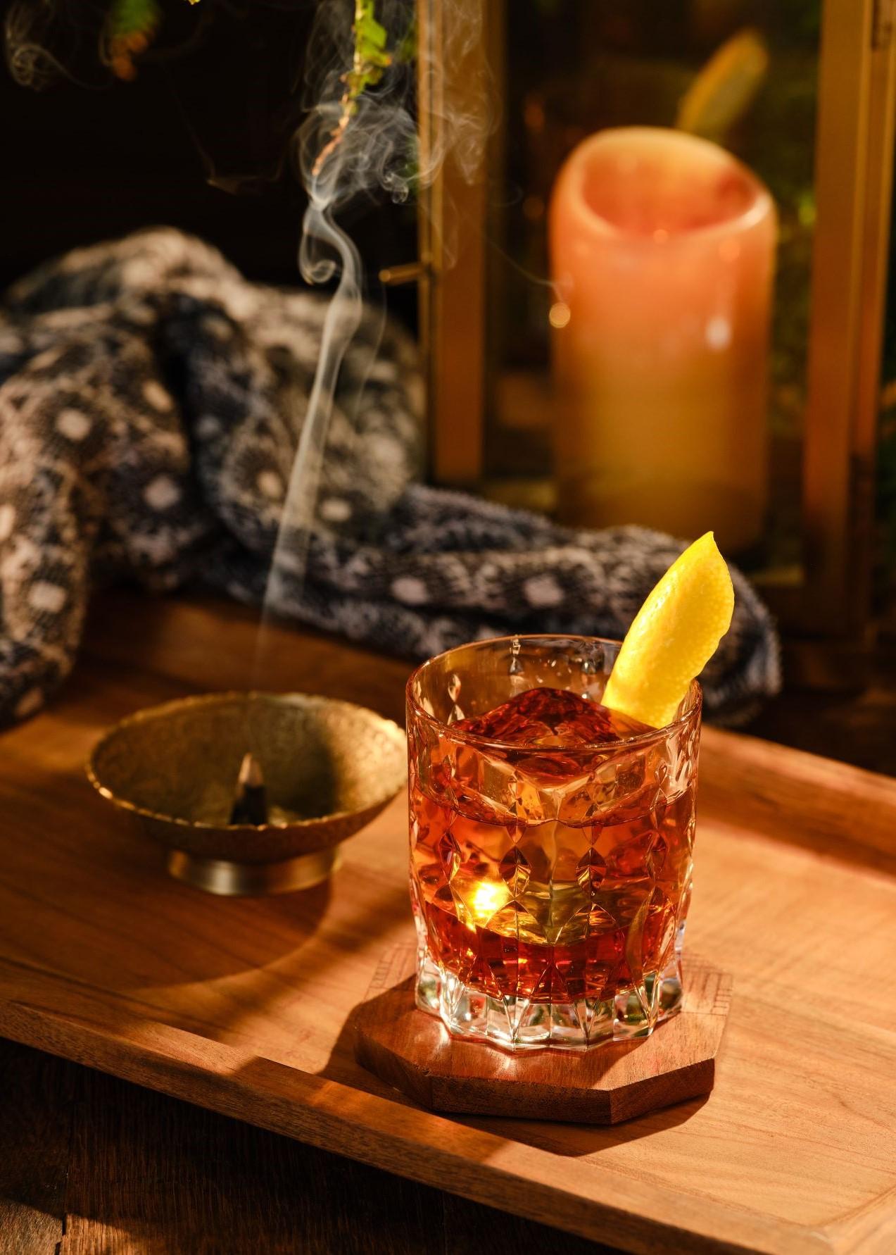 Old Fashioned AF cocktail
