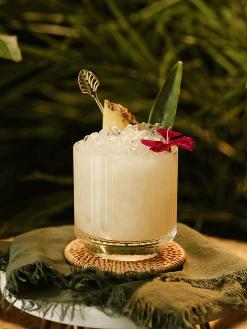 Trinidad Thunder cocktail